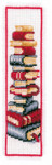 PNV11280 Vervaco Kit Book Lover Bookmark