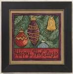 ST150203 Mill Hill Sticks Kit Holiday Ornaments (2010)