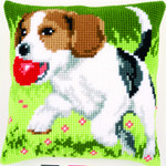 PNV157066 Vervaco Beagle Cushion