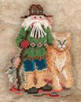 MH201302 Mill Hill Santa Ornament Kit Canyon Santa (2011)
