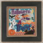 MH142206 Mill Hill Buttons and Bead Kit Halloween is a Treat (2012)