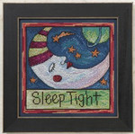 ST150201 Mill Hill Sticks Kit Sleep Tight (2010)