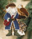 MH208301 Mill Hill Santa Ornament Kit Pikes Peak Santa (2008)