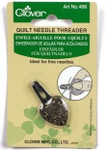 Needle Threader by Clover Antique Gold