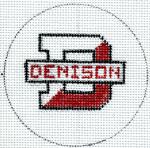 FL-104de Flask - Denison 18 Mesh FLASK Meredith Collection