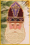 MHCSF16 Mill Hill Charmed Ornament Kit St. Nicholas (1999)