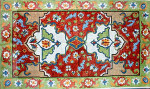 R-3 Persian Court 66 x 42 10 Mesh Rug The Meredith Collection