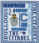 T-40ct Citadel 4 1/2 x 5 18 Mesh The Meredith Collection