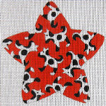 XO-101i Star with Dogs 18 Mesh The Meredith Collection
