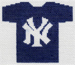 XO-135m New York Yankees 13 Mesh The Meredith Collection