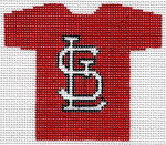 XO-135j St. Louis Cardinals 13 Mesh The Meredith Collection