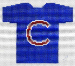 XO-135s Chicago Cubs 13 Mesh The Meredith Collection
