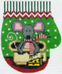 XO-147a Christmas Mouse 13 Mesh The Meredith Collection