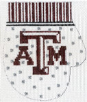 XO-148TA Texas A & M 13 Mesh The Meredith Collection