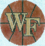 XO-150wf Basketball - Wake Forest 18 Mesh The Meredith Collection