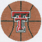 XO-150tt Basketball- Texas Tech 18 Mesh The Meredith Collection