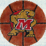 XO-150m Basketball- Maryland 18 Mesh The Meredith Collection