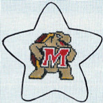 XO-154dm Star - Logo - University Of Maryland 18 Mesh The Meredith Collection