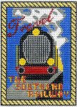 XO-156a Travel the Southern Railway 18 Mesh The Meredith Collection