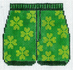 XO-179c Boxers of the Month - March 3 x 3 1/2 18 Mesh The Meredith Collection