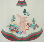 DC-195	Toy Skirt – Bunny	20x21 13 Mesh DECORATIONS