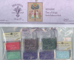 10-1850 MD109E Mirabilia Designs Tree of Hope Embellishment Pack