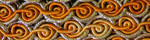 106 Klimt Snail Trim (2.5 yd/pack) Painter's Thread