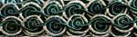 121 Cezanne Snail Trim (2.5 yd/pack) Painter's Thread