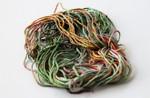 120 Boucher Soie American Soie American (10m skein) Painter's Thread