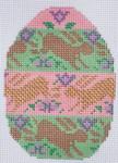 TM-16 Bunny Egg 2 3⁄4x 4 18 Mesh TANYA MERTEL Danji Designs
