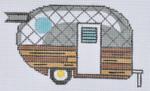 ZIA-07 Wooden Campervan 4 3⁄4x 3 1⁄4 18 Mesh ZIA DESIGNS Danji Designs