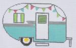 ZIA-08 Blue Campervan 4 3⁄4x 3 1⁄4 18 Mesh ZIA DESIGNS Danji Designs