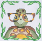 ZIA-17 Turtle  8x8 18 Mesh ZIA DESIGNS Danji Designs