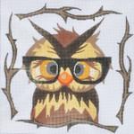ZIA-19 Owl  8x8 18 Mesh ZIA DESIGNS Danji Designs