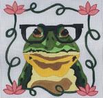 ZIA-53     Frog  8x8 18 Mesh ZIA DESIGNS Danji Designs