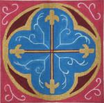 147g Salisbury 10x10 13 Mesh Map Designs