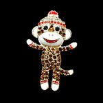 Monkey Big Buddy Needle Minder The Meredith Collection ( Formerly Elizabeth Turner Collection)