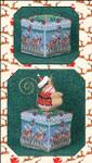 8 Tiny Reindeer Cube  Just Nan Designs JN292