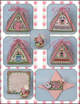 JN296LE Summer Mouse in a House • GIE • Ltd Just Nan Designs