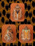 JNLEMNO Mr. Nutley Owl Just Nan Designs