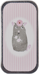 MST1 Little Lady Mouse Mini Slide Just Nan Designs