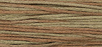 6-Strand Cotton Floss Weeks Dye Works 1271 Bark