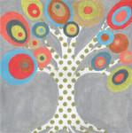 "MS015 Tree Of Inspiration 13g, 11"" x 11"" Machelle Somerville"