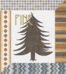 """MS029B Pine 14g, 9 """"x 10"""" Machelle Somerville"""