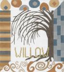 """MS029C Willow 14g, 9 """"x 10"""" Machelle Somerville"""