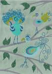 MS073 Lady Birds 14g 11 x 15 Machelle Somerville