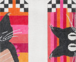 MS081 Little Rollo Pinks EGC 18g 3″ x 6.5″ each Machelle Somerville