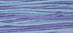 Weeks Dye Work 6-Strand Floss 2342 Dutch Iris