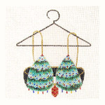 GS-102 Christmas Tree Bra Sharon G