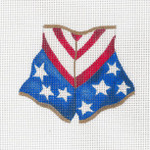 GS-1010 Stars and Stripes Pants Sharon G